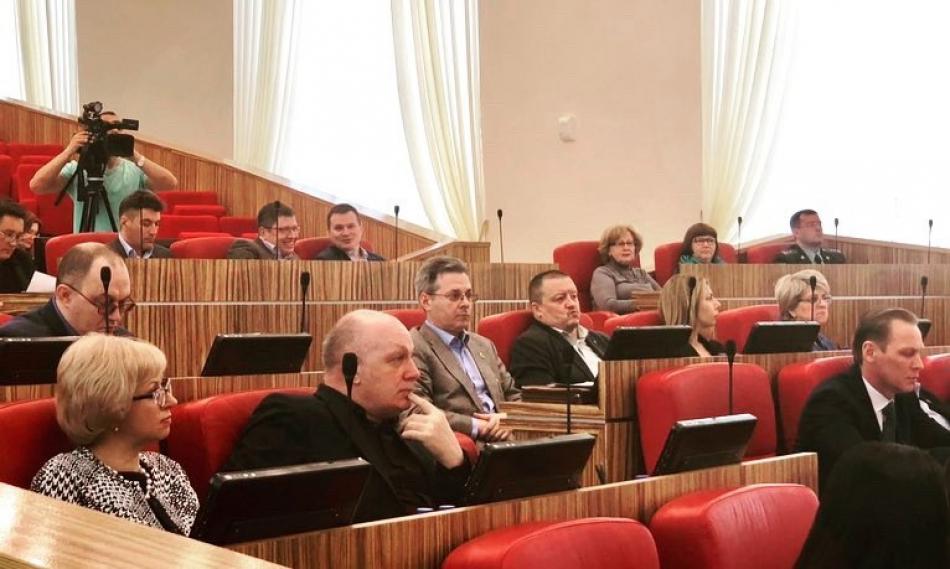 В Салехарде состоялось очередное заседание Общественного экспертного совета при Уполномоченном по правам ребенка в ЯНАО