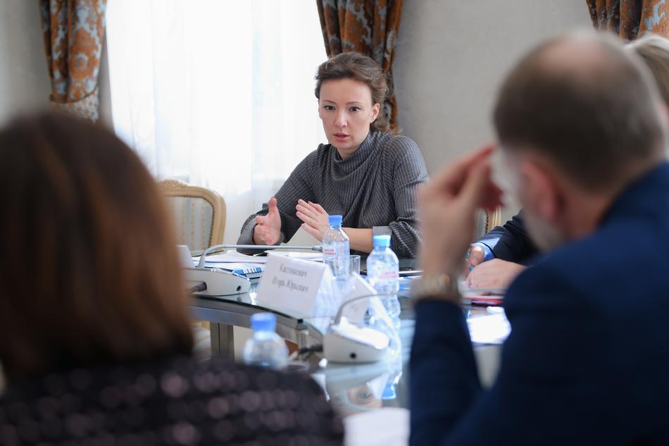 Экспертная группа Проект-центра подвела промежуточные итоги Инициативы Уполномоченного «Вектор «Детство-2019»