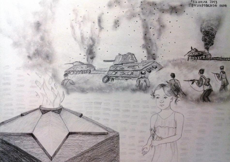 Порядка трёхсот работ прислали участники конкурса «Письмо солдату. Победа без границ» в аппарат Уполномоченного по правам ребёнка в Новосибирской области