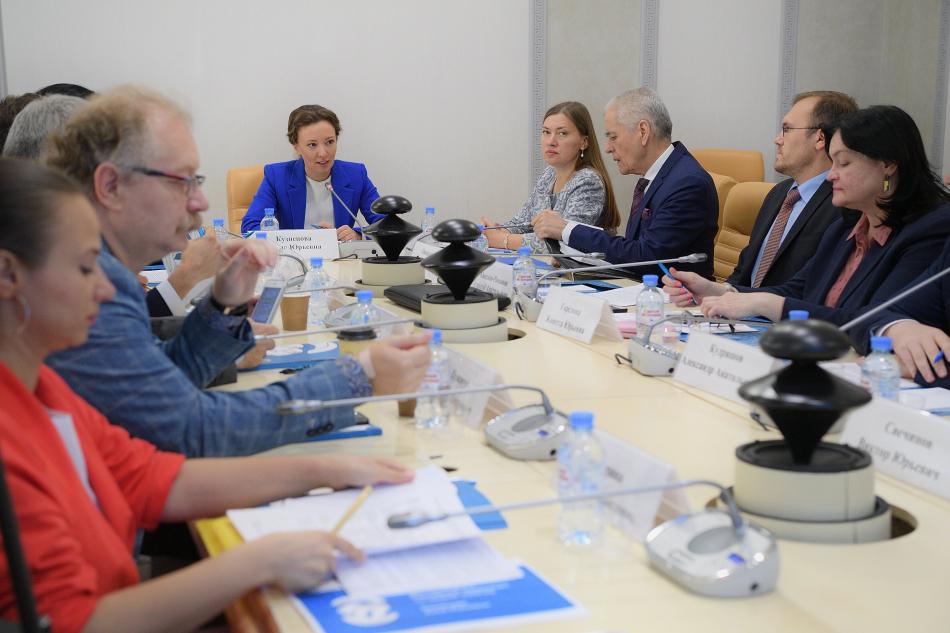Анна Кузнецова подвела итоги мониторинга качества питания в образовательных организациях
