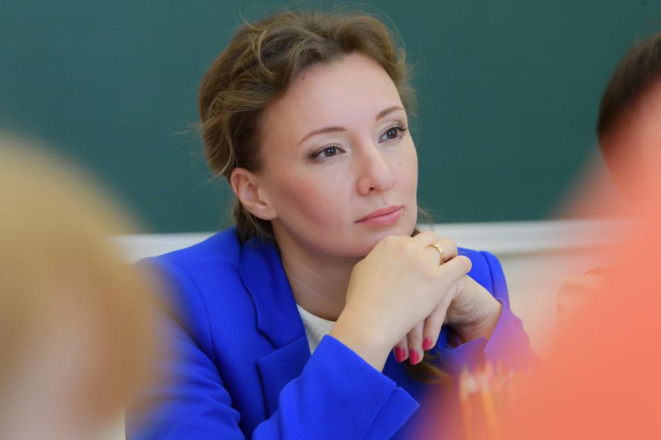 Анна Кузнецова помогла детям с ограниченными возможностями здоровья из Смоленской области