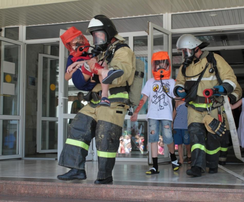 «День БезОпасности» в Кабардино-Балкарской Республике
