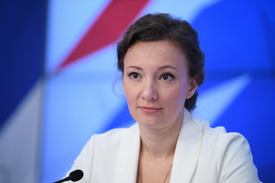 Анна Кузнецова с рабочим визитом находится в Латвии