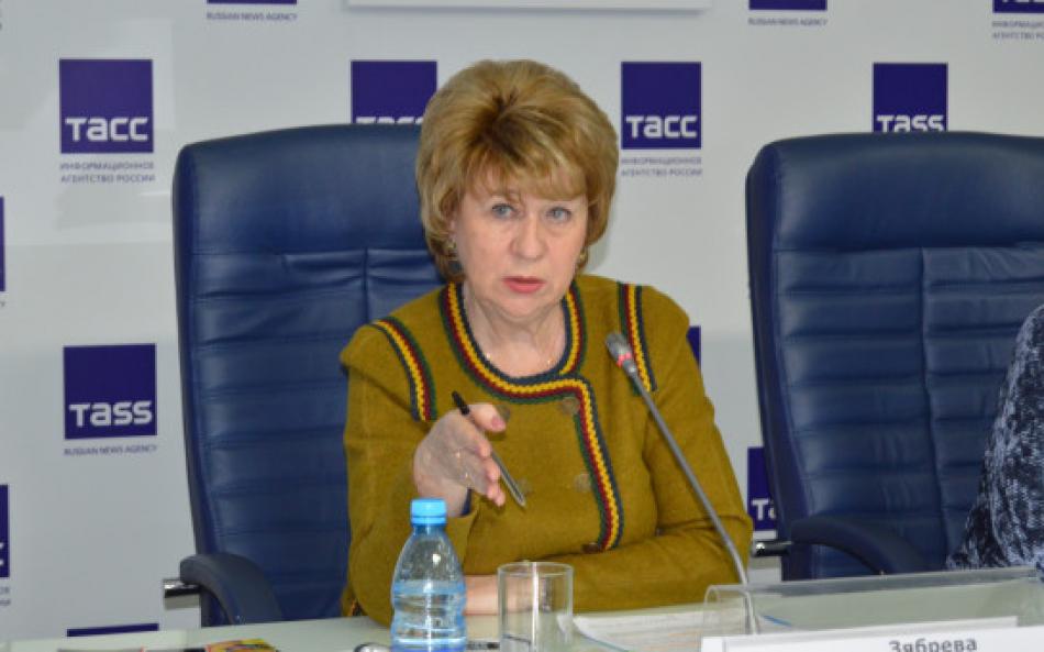Пресс-конференция детского омбудсмена в Новосибирской области
