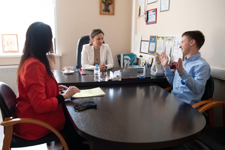 Детский омбудсмен провела встречу с руководителями некоммерческих организаций из Новой Зеландии и России