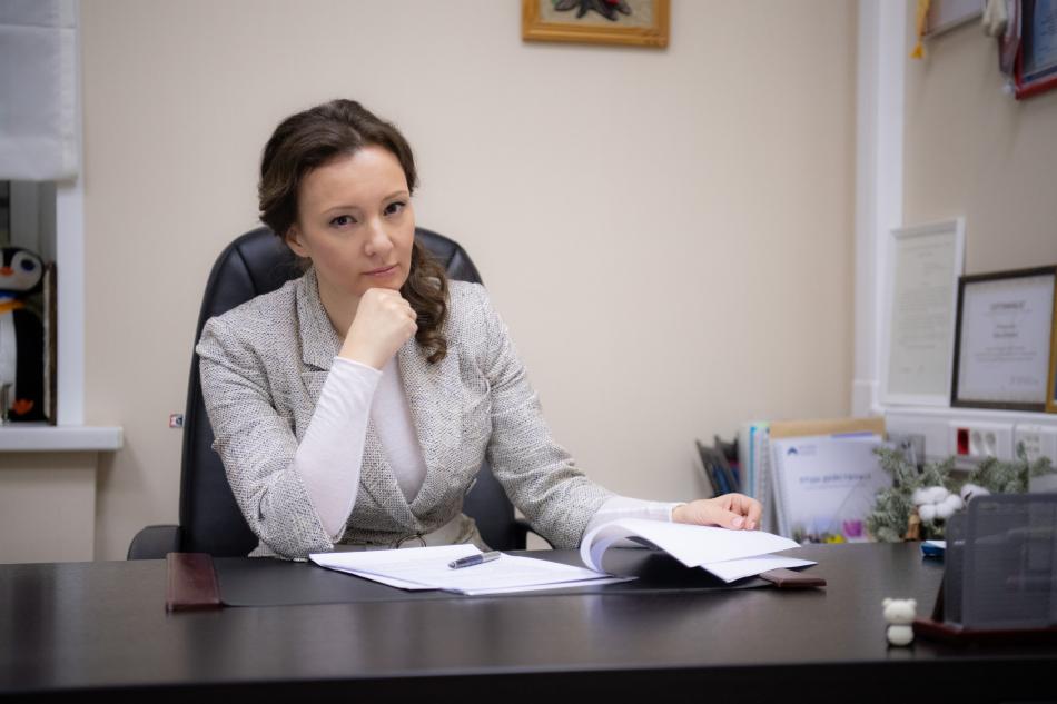 Анна Кузнецова оказала содействие в помощи сироте из Челябинской области