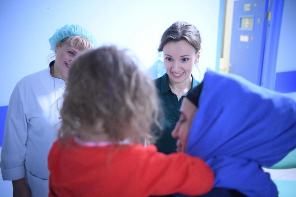 Анна Кузнецова: Всех российских детей, вывезенных из Ирака, родственники забрали домой