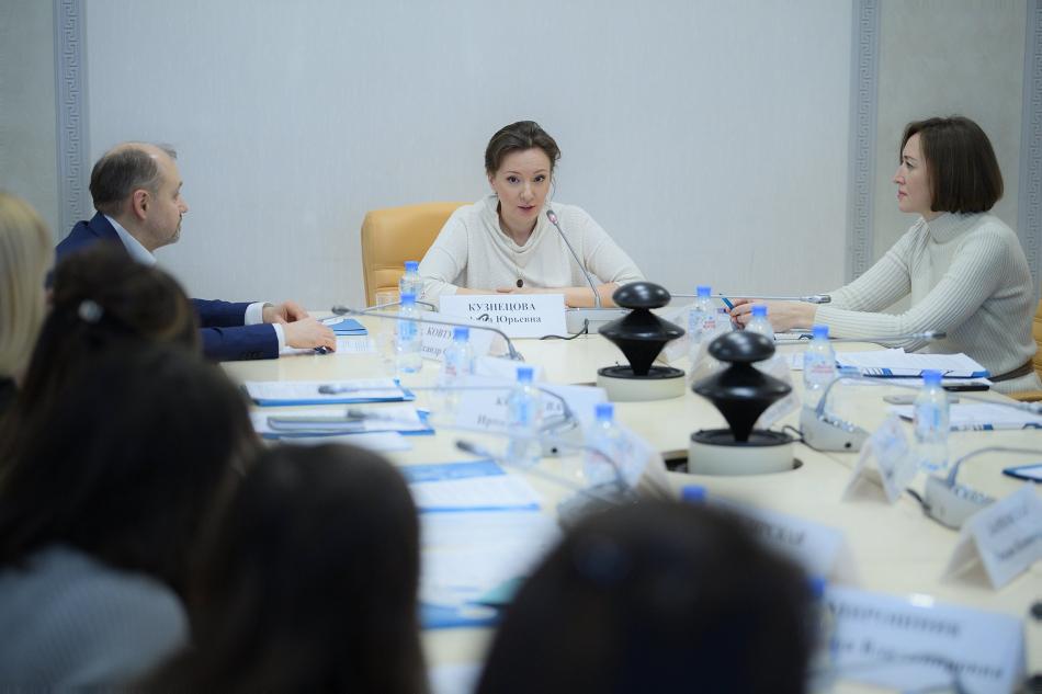 Экспертный совет представил Анне Кузнецовой предложения по развитию детского контента