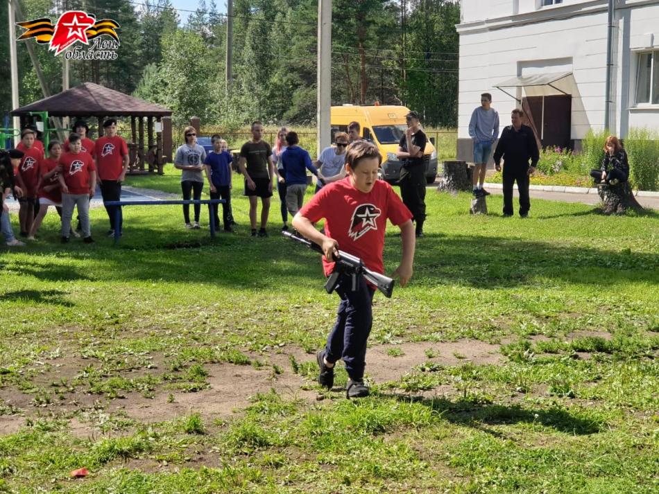 Проект «ЮНАРМИЯ. Наставничество» в Свирьстройском ресурсном центре