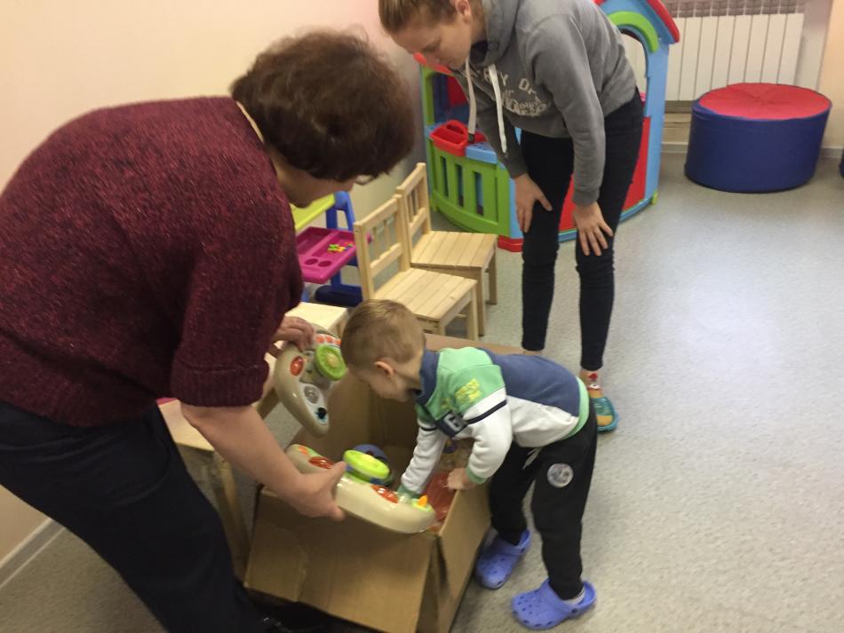 Уполномоченный по правам ребенка в Ивановской области посетила «Детскую городскую клиническую больницу № 5»