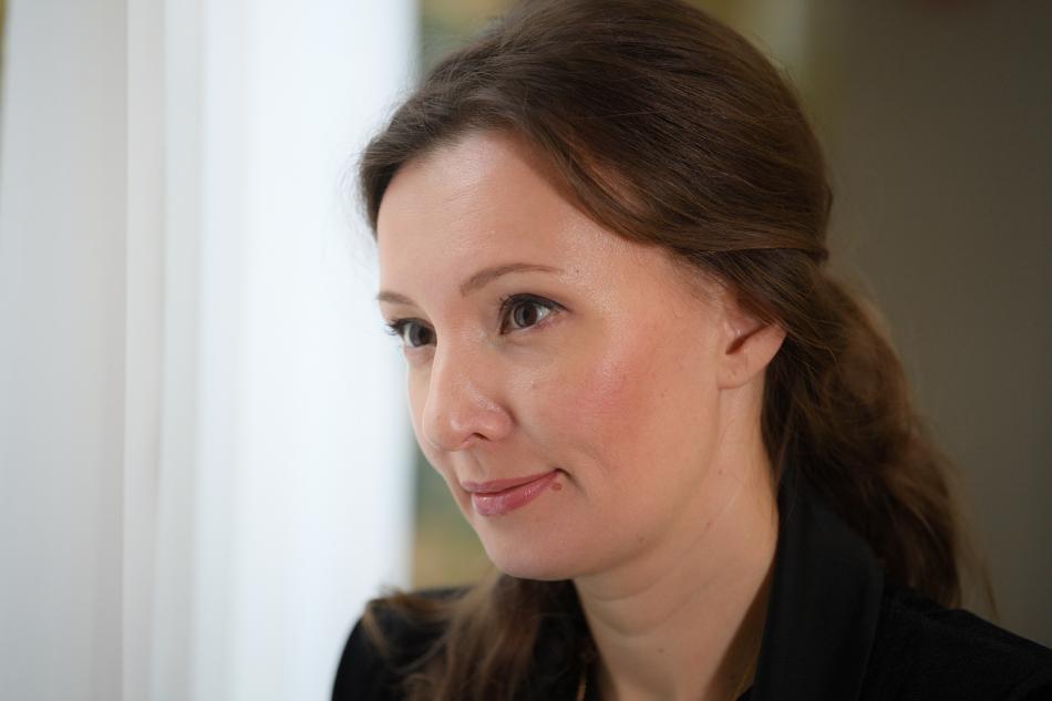 Анна Кузнецова: благодарю всех, кто участвовал и помогал в поиске Савелия