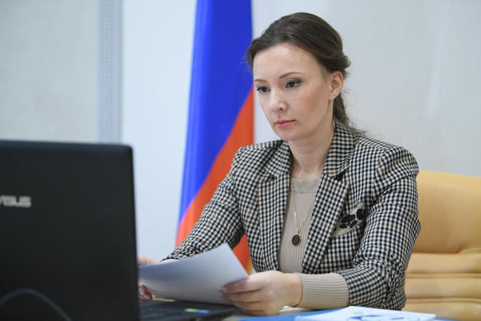 Анна Кузнецова: у наших детей должно быть всё самое лучшее
