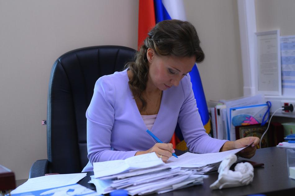 Детский омбудсмен обратилась в Департамент труда г. Москвы с просьбой вернуть внука бабушке