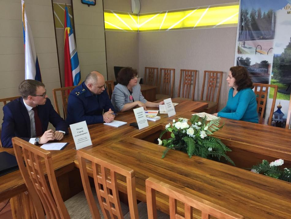 Состоялся рабочий визит Уполномоченного по правам ребенка в Ивановской области в Фурмановский муниципальный район