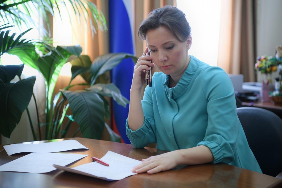 Анна Кузнецова помогла ребёнку-инвалиду из Краснодара получить необходимые медицинские изделия