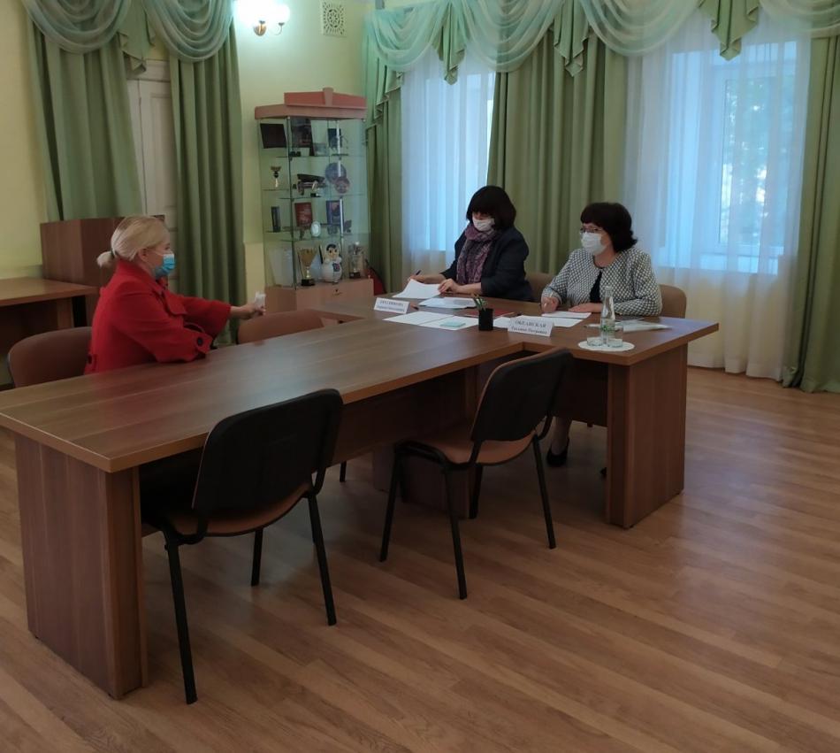 Уполномоченный по правам ребенка в Ивановской области провела личный прием в Тейкове и Тейковском районе