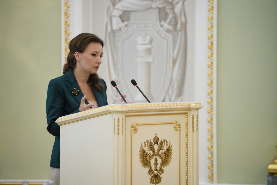 Анна Кузнецова предлагает выработать и принять Концепцию безопасности детей в РФ